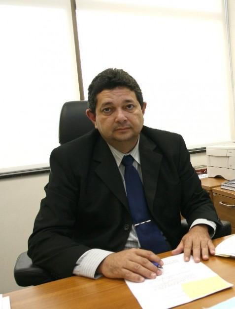 O juiz do CNJ, José Luiz Lindote, que repetiu declaração da presidente do TJ-MA, virtual alvo da correição, até antes de seu início