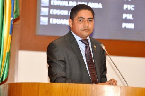 O deputado estadual do PT, Zé Inácio