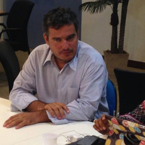 O ex-vice-presidente da Comissão de Direitos Humanos da OAB-MA, Rafael Silva, acusado de agredir fisicamente a própria mulher por várias vezes