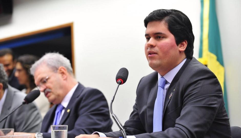 Fufuca é relator de CPI que investiga a máfia de próteses médicas no país