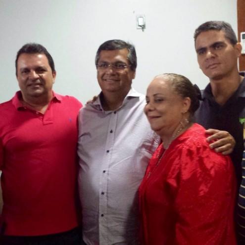 O governador do Maranhão e parte do clã de Codó, conhecido na região por escravizar e tomar terras de trabalhadores