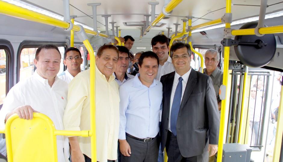 Aumento da passagem: Edivaldo não cumpriu promessa de entrega de 500 novos ônibus