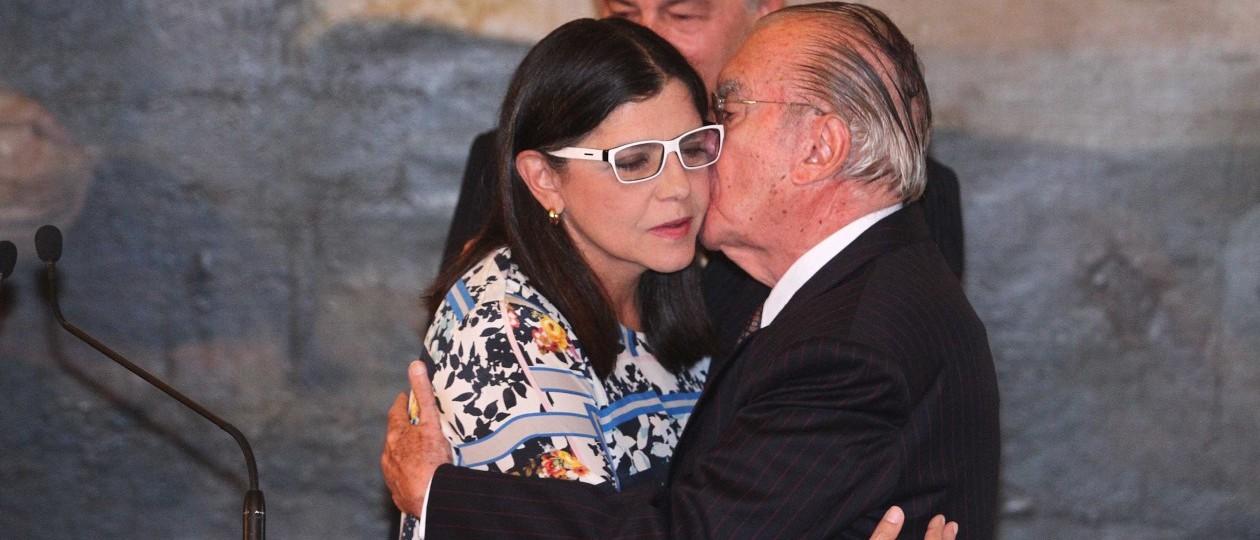 Lava Jato: Sarney e Roseana listados em planilha da Odebrecht