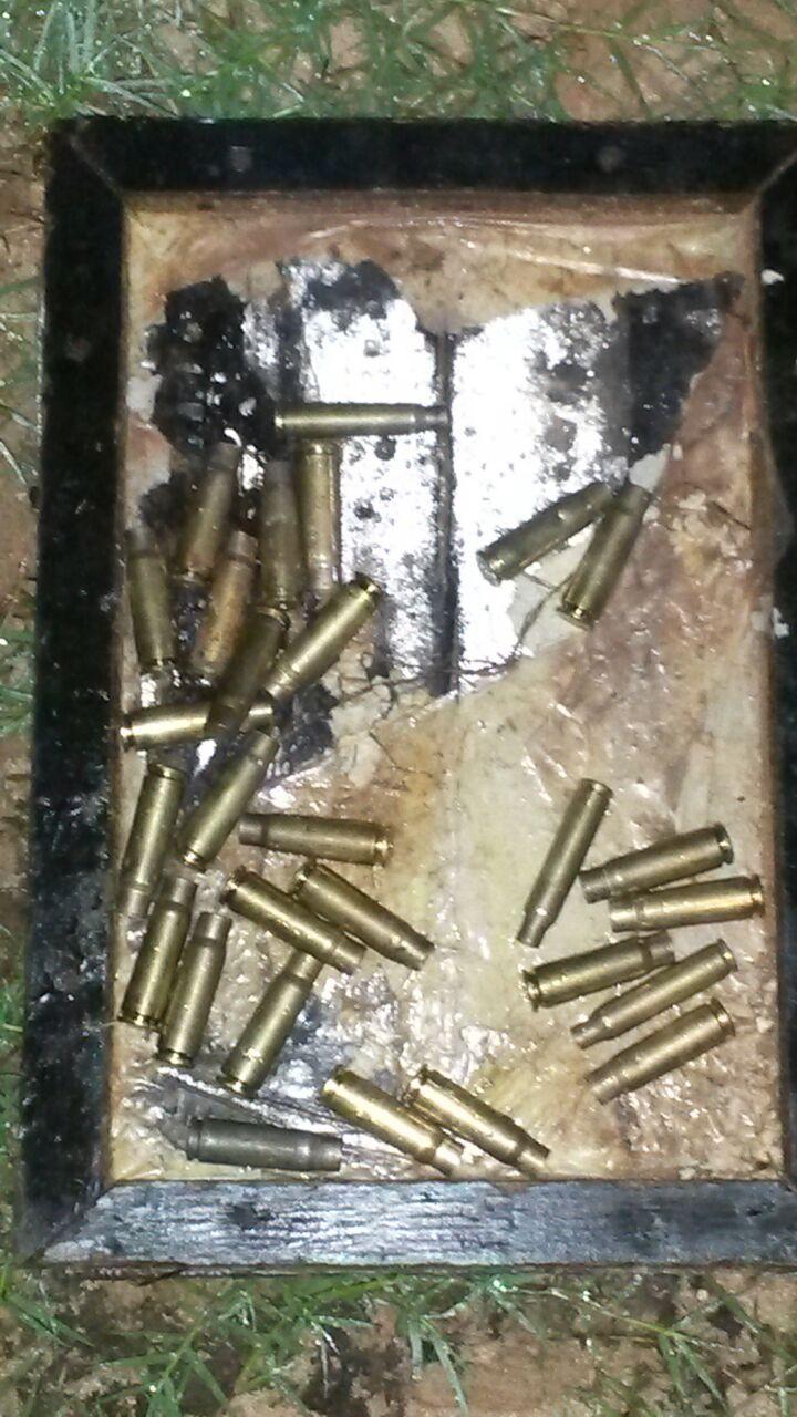 Bandidos utilizaram fuzis AK 47 e 556 no resgate dos presos
