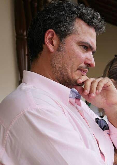 O advogado Rafael Silva, acusado por 49 entidades de Direitos Humanos ligados á Mulher de ter agredido sua ex-namorada por várias vezes