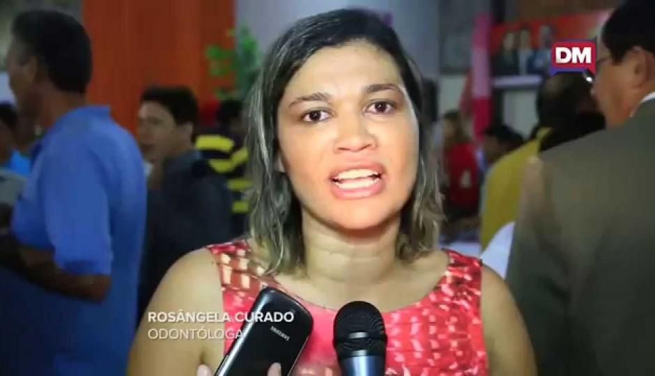 Permanência de Rosângela Curado na Saúde mostra a força de Weverton Rocha no governo