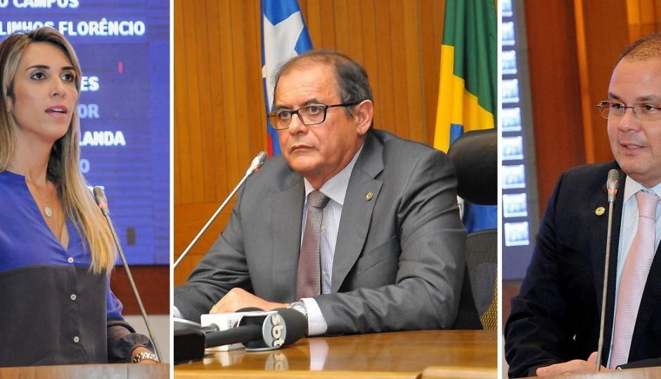 """Andrea Murad revela """"tramoia"""" de Rogério Cafeteira para derrubar Humberto Coutinho"""