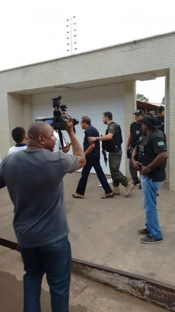 Ex-prefeito de Bacabal preso por suspeita de agiotagem