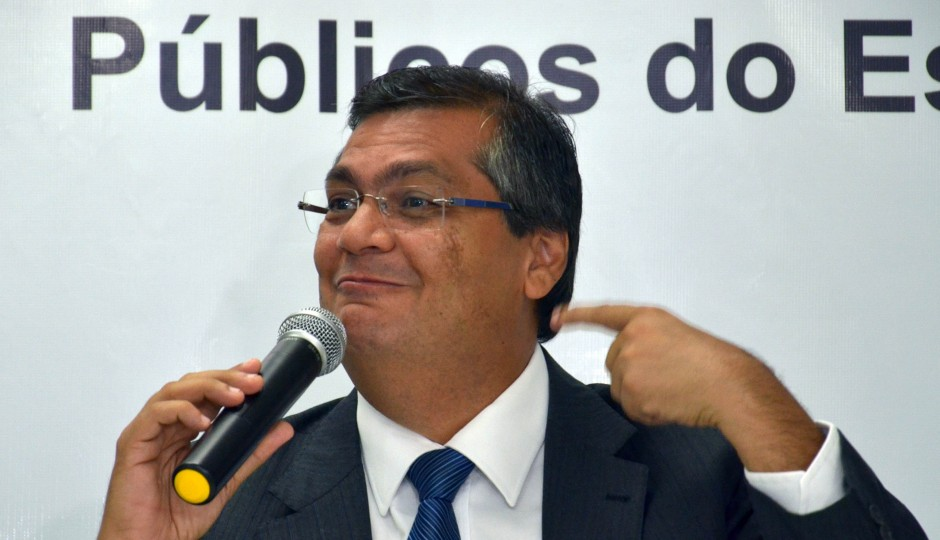 Flávio Dino coloca empresa de segurança privada para proteger SSP e delegacias