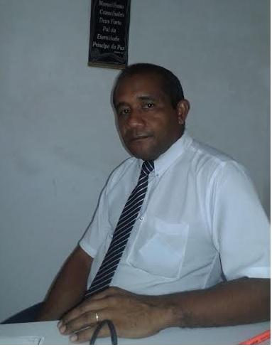 O presidente do SFPVEMA, Roberval Jansen, que revelou esquema montado por ex-presidente para desmoralizar o TRT do Maranhão