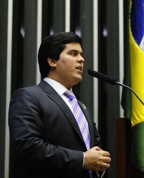 O deputado André Fufuca, autor do PL para a criação da Zona Franca de Rosário