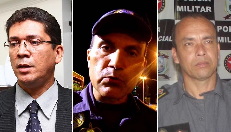 Governo livra Jefferson Portela, Cel. Alves e Major Ferreira de crime em Vitória do Mearim