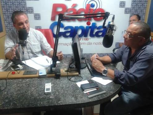 """Luis Fernando: """"Para revolta dos adversários, vou concorrer é em São José de Ribamar"""""""