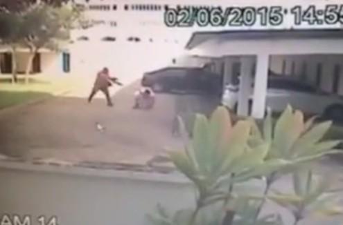 Para a polícia, vereador ameaçado pela mesma quadrilha que assassinou seu pai foi apenas vítima de tentativa de assalto