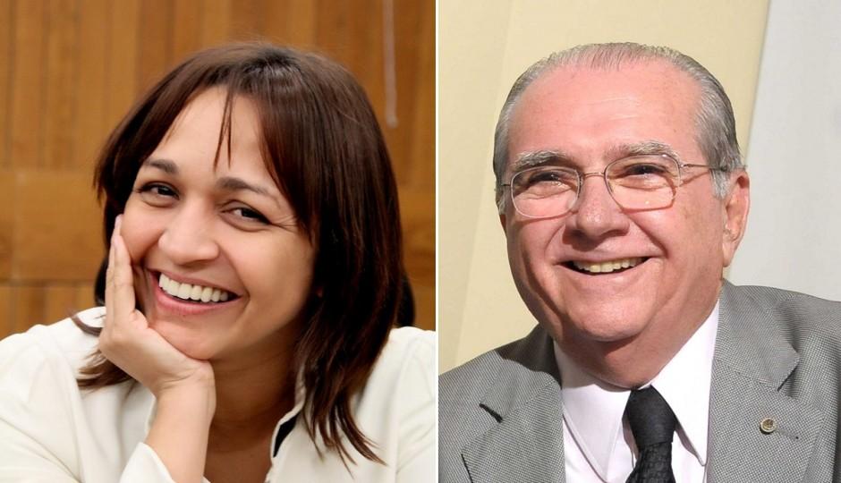 Eleições 2016: Eliziane Gama e João Castelo lideram pesquisa para prefeito de São Luís