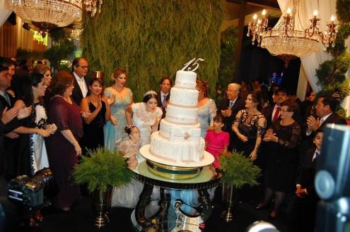 Oligarquia Coutinho em festa de luxo de 15 anos da neta do presidente do Assembleia, Luisa Brozeado Coutinho