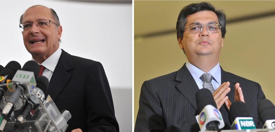 Geraldo Alckmin desmente Flávio Dino, após reunião de governadores com Dilma