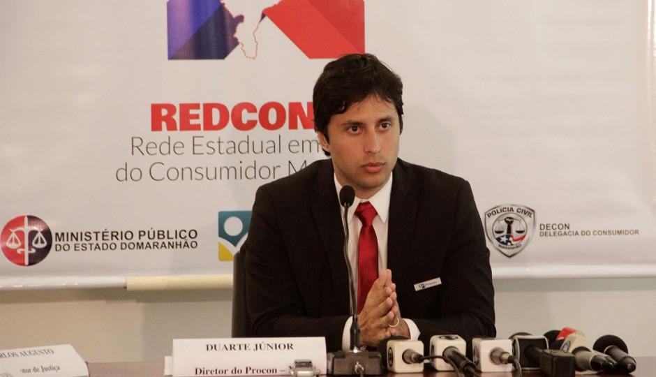 Duarte Junior é eleito diretor dos Procons Nordeste