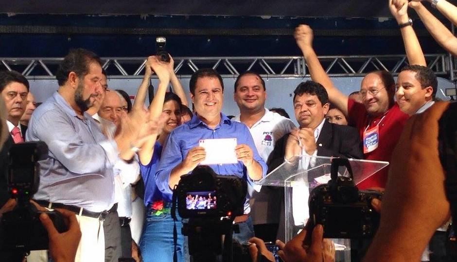 Oligarquia do PDT assume oficialmente o controle dos cofres da Prefeitura de São Luís