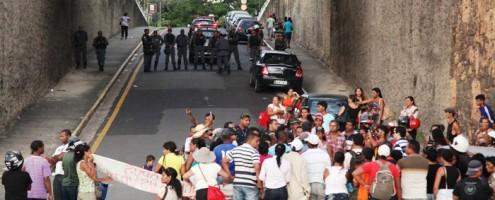 No governo Flávio Dino, com menos de um ano de mandato, a polícia age é assim…