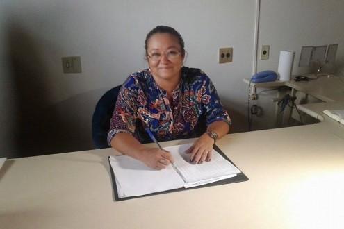 Vice Malrinete Gralhada tomou posse na sexta-feira 29. Ela afirma que vai pedir auditoria nas contas da prefeitura