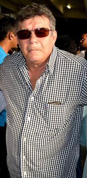 O empresário Fernando Júnior, dono da Escutec; entre pesquisas eleitorais e a forte acusão de afano de dinheiro público