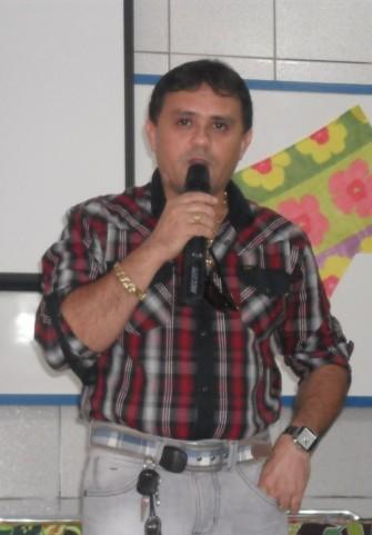 O ex-prefeito de Presidente Vargas, Gonzaga Júnior