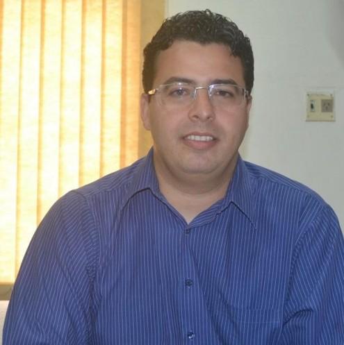 O juiz Ângelo Alencar, que condenou Gleide Santos por perseguidor o servidor Sininger Vidal