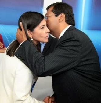 A ex e o atual governador do Maranhão; entre atos de corrupção e de traição, governo do segundo é a continuação do primeiro