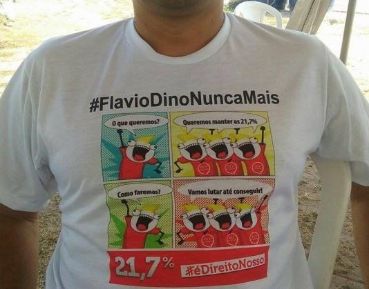 Após golpe nos servidores, campanha contra Flávio Dino e seus candidatos começa a sair da internet e ganhar as ruas e urnas