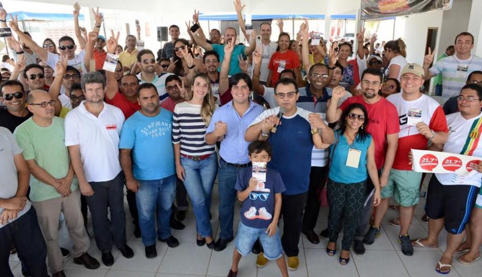 Sindjus recomenda a servidores que não votem nos candidatos de Flávio Dino em 2016