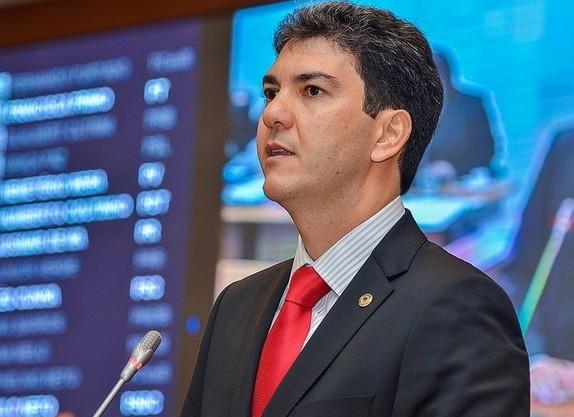 Líder do Bloco do Governo, Eduardo Braide mentiu em pleno plenário ao dizer que projeto era sobre garantia de que o ICMS de compras feitas pela internet ficariam no estado