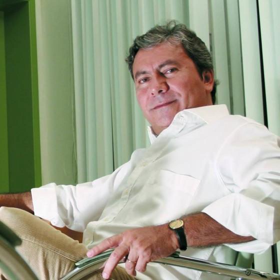 O dono da Enter Propaganda, Evilson Almeida, que recebe o dinheiro da Prefeitura de São Luís e repassa para o dono da Central de Notícias