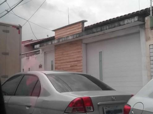Local onde deveria funciona a Conservis Construções é uma residência