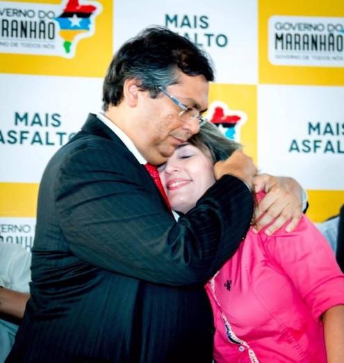 Intimidade com Flávio Dino tem garantido sensação de impunidade à Simone Limeira diante da confissão de pixuleco