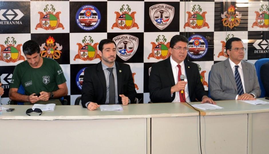Operação 'Sem Saída' prende 22 suspeitos de falsificar carteiras de motorista no MA