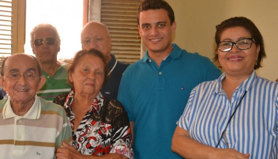 Glalbert Cutrim reúne-se com mais de 200 lideranças políticas de Vitória do Mearim