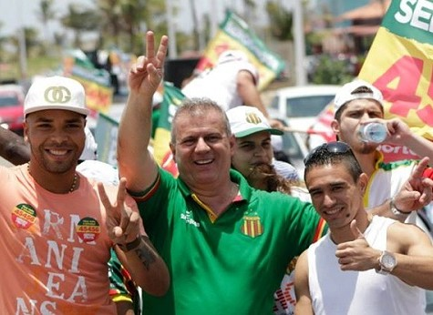 Sérgio Frota acredita que presença do Sampaio na série A pode apimentar suas chances de concorrer a Prefeitura de São Luís em 2016