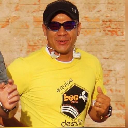 O Multiatleta da Bee Sports, Anderson Nogueira é a aposta do Maranhão para acabar com a hegemonia de países como Quênia e Etiópia