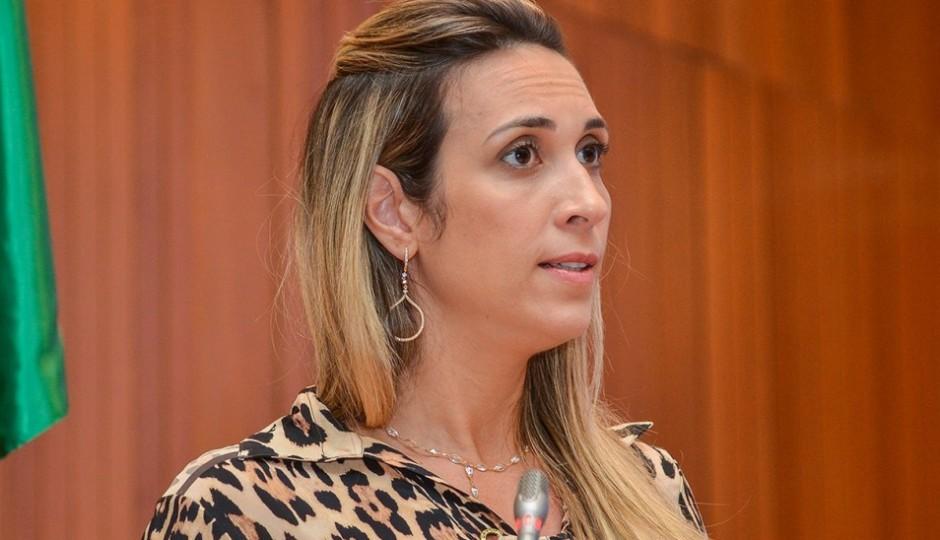 Andrea Murad volta a cobrar aprovação de emendas impositivas