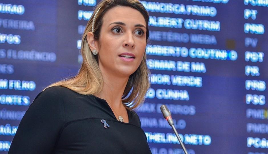 Andrea Murad acusa Flávio Dino de interferir em projeto de R$ 65 milhões para Coroatá