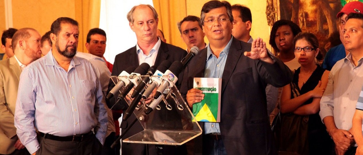 Flávio Dino cometeu improbidade ao usar Palácio dos Leões para evento pró-Dilma