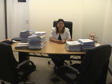 Luzia Madeiro Neponucena quer ainda a apuração dos fatos e segurança pessoal