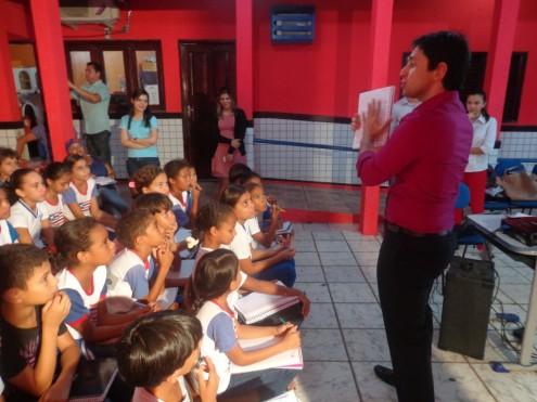 Iniciado projeto 'Procon Mirim' com palestras informativas nas escolas públicas de São Luís