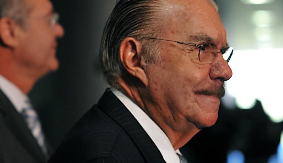 Sarney recebeu de propina R$ 16 milhões em dinheiro, diz Machado