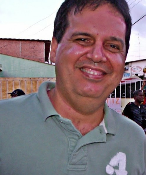 O ex-prefeito de Paço do Lumiar, o condenado Gilberto Aroso, que tenta jogar no pleito eleitoral a falsa possibilidade de que é candidato