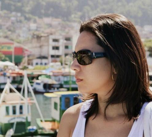A Coordenadora de Enfermagem do Hospital de Câncer do Maranhão e noiva do subsecretário da SES, Juliana Guerra