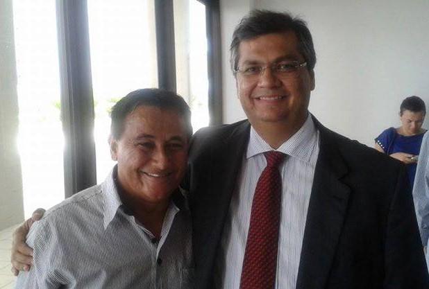 Macedim e seu já quase ex-chefe, Flávio Dino. O ainda presidente da Agerp aguarda apenas a volta do governador para limpar as gavetas