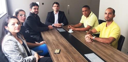 Se não agir rápido além da reunião com o corregedor-adjunto da PM-MA, Thiago Diaz e comitiva da OAB podem sair desmoralizados logo  na primeira semana de início de gestão
