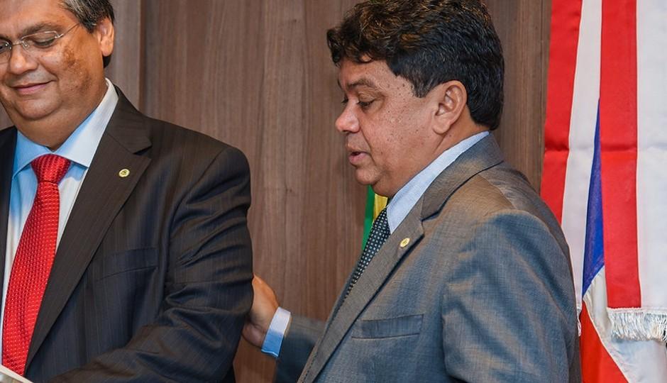 Ação do MP confirma que Flávio Dino empregou dono de construtora de fachada